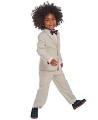 小男孩4件套希瑟套装