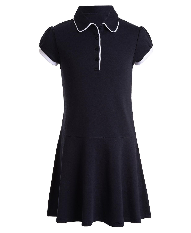 小女孩2件套连衣裙